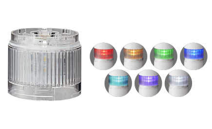Unidad LED multicolor de 60 mm